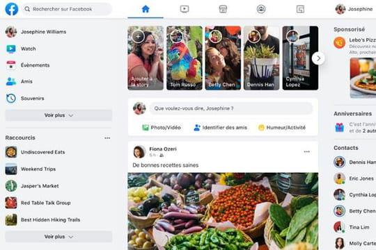Facebook: le point sur les dernières actualités du réseau social
