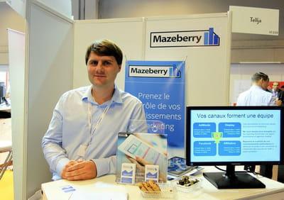 thibaut lemay, fondateur et président de mazeberry