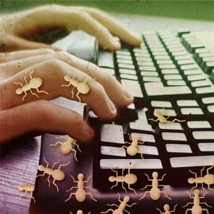 pensez à nettoyer régulièrement votre clavier.