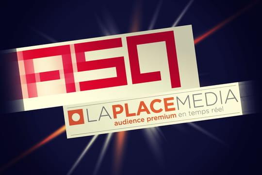 Les actionnaires d'Audience Square et La Place Media disent oui à la fusion