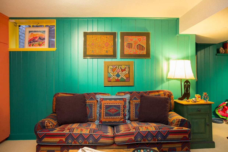 une galerie d 39 art mexicain. Black Bedroom Furniture Sets. Home Design Ideas