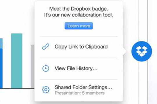 Dropbox lance son plugin Office