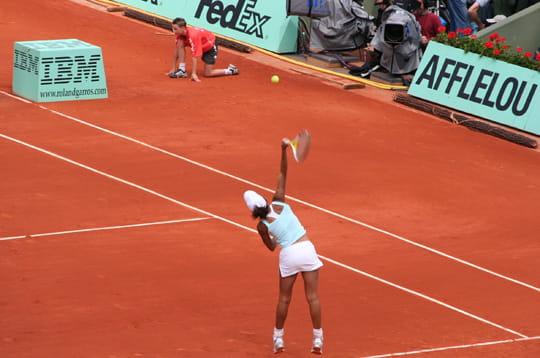 Dans les coulisses high-tech de Roland Garros