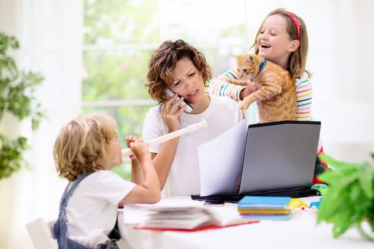 Chômage partiel2021: quels parents concernés?