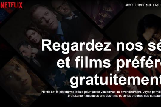 Netflix: des films et des séries en accès gratuit... Découvrez lesquels