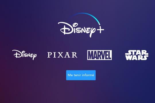 Disney +: Canal + obtient l'exclusivité de la diffusion en France