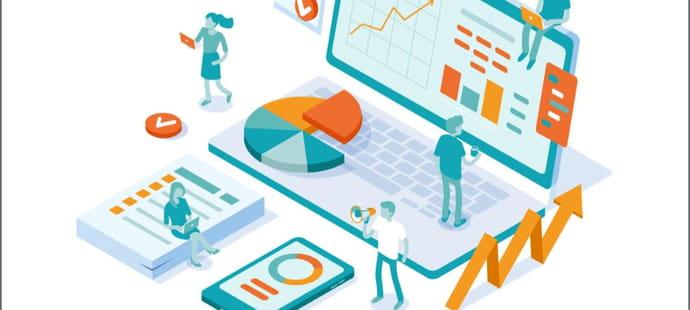 Applications collaboratives: 100solutions en un coup d'œil