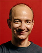 jeffrey p. bezos, pdg d'amazon