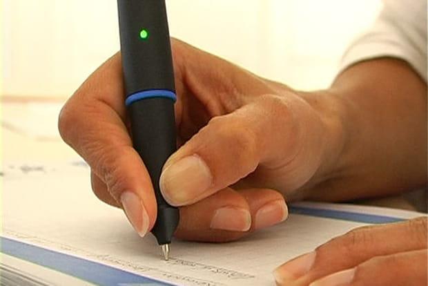 Le stylo numérique