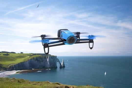 Parrot lève 300 millions d'euros pour ses drones