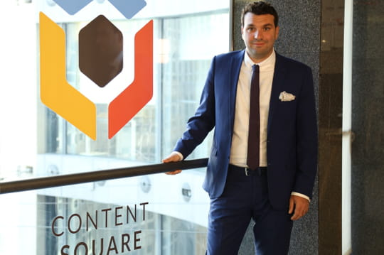 ContentSquare, pionnier de l'UX analytics, lève 20 millions de dollars pour s'internationaliser