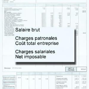le salaire net imposable est important pour votre déclaration d'impôts.