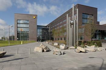 shell technology centre à amsterdam