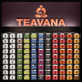 teavana wall