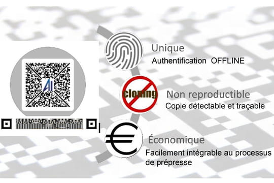 Confidentiel : Authentication Industries lève 300 000 euros