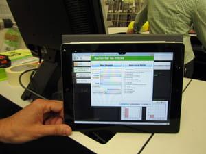 leroy merlin a adapté son logiciel de gestion commercial pour permettre d'y