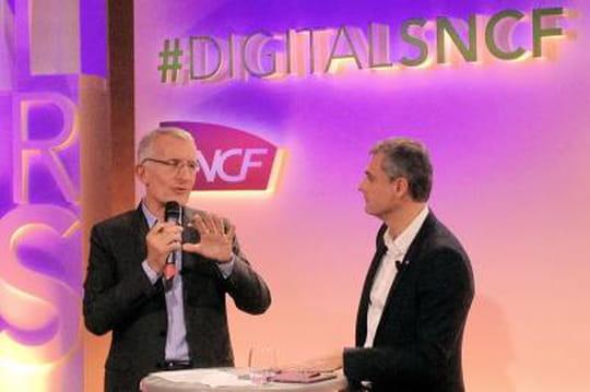 WiFi dans les trains, fonds d'investissement... La SNCF accélère sur le numérique