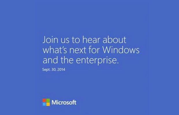 windows 9 event