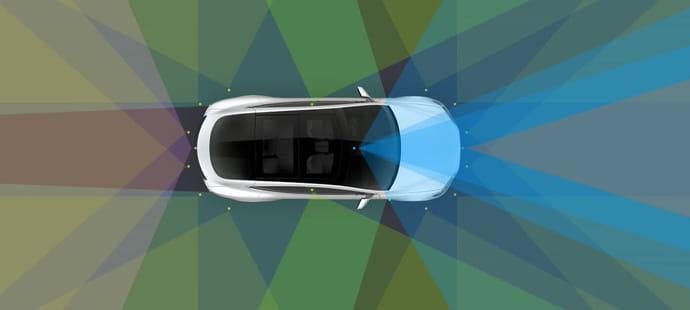 Tesla: des taxis autonomes lancés l'année prochaine, assure Elon Musk
