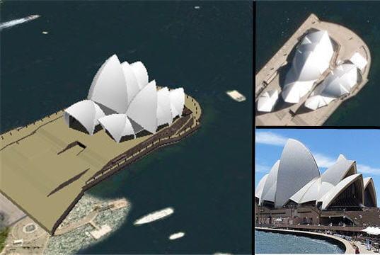 L'opéra de Sydney