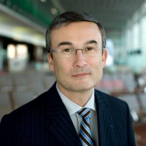 françois rubichon, directeur général délégué d'adp.