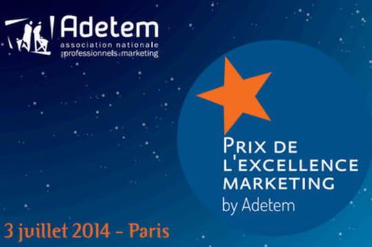 Découvrez les nominés aux Prix de l'excellence marketing de l'Adetem