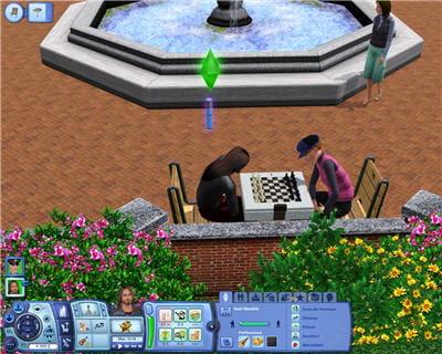 axel, entre deux répétitions de son groupe de rock, aime aller jouer aux échecs