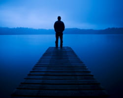 bien qu'entouré, einstein demeurait un être très solitaire.