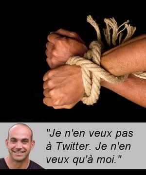 loïc le meur et seesmic étaient pieds et poings liés à twitter.