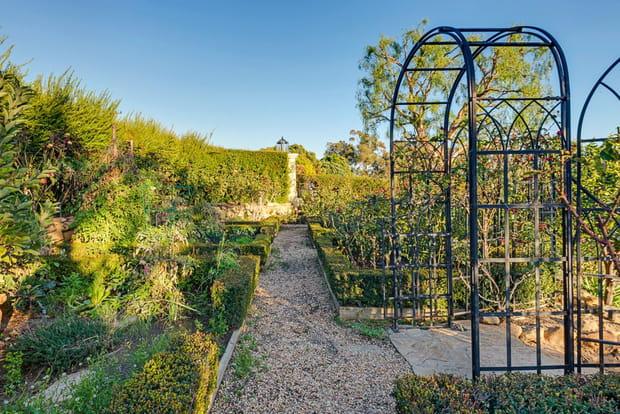 Le jardin biologique, une alternative au bleu de l'océan