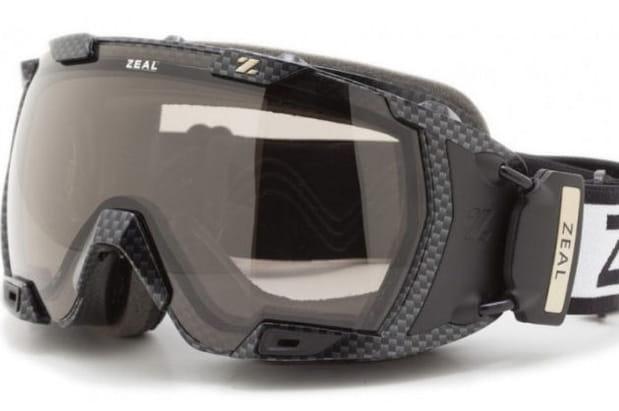 Un masque de ski avec GPS