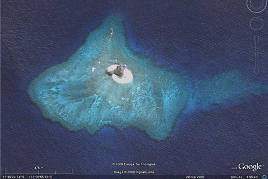 L'île de la tentation ?