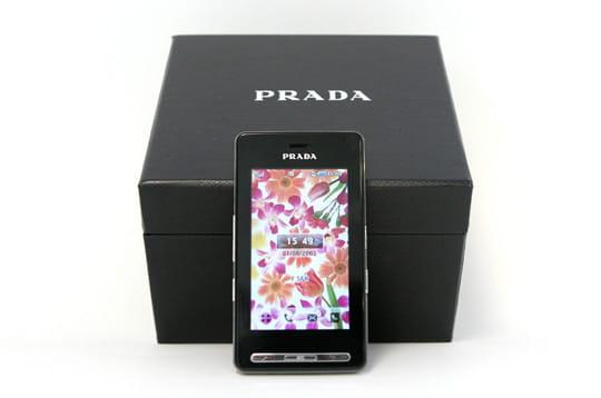 Test du LG Prada KE850