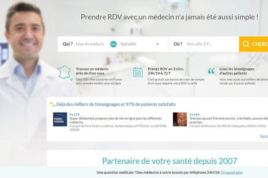 RDVMedicaux décroche un investissement de Vivendi pour challenger Doctolib