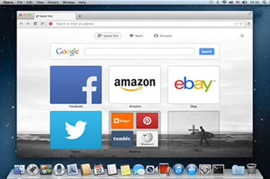 Opera Next 15 disponible pour Mac et Windows, sous WebKit