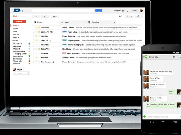 4e - Google Apps