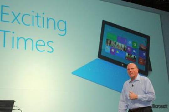 Critiques de Windows 8 : Intel rectifie les propos de son P-DG