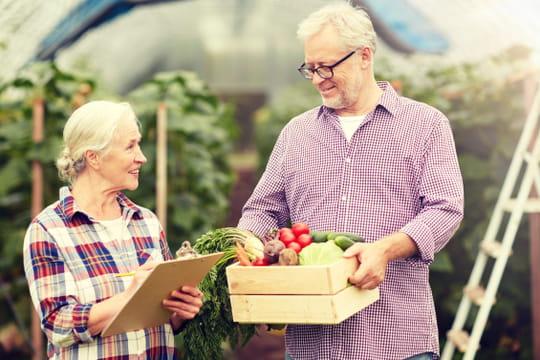 Retraite exploitant agricole: âge, montant et calcul