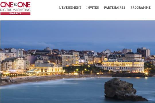 Découvrez le programme de One to One Digital Marketing Biarritz