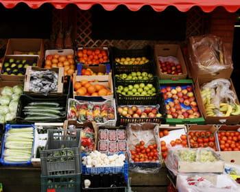 pour l'instant, l'alimentation générale résiste bien aux aléas économiques.
