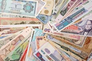 le dinar koweitien est la monnaie la plus forte aujourd'hui.