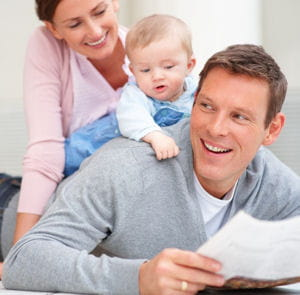 de plus en plus, les hommes veulent eux-aussiprofiter deleur vie de famille.