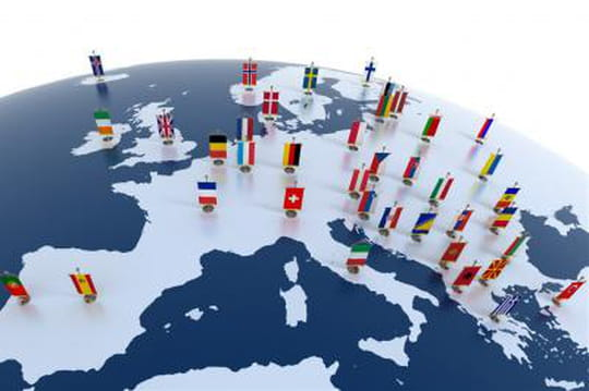 L'audience des sites en Europe en janvier 2014