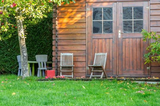 Déclaration de travaux et abri de jardin: quelles sont les règles?