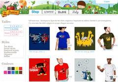 lafraise organise des concours de création de t-shirts vendus ensuite sur le