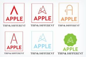 Avec l'IA, la génération de logos passe au low-cost
