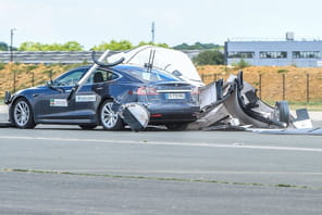 Les véhicules semi-autonomes pas tout-à-fait prêts à sauver des vies