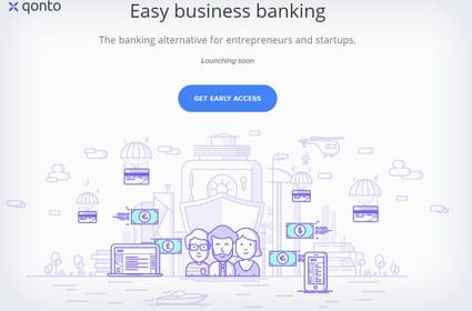La néo-banque pour les entreprises Qonto lève 1,6million d'euros