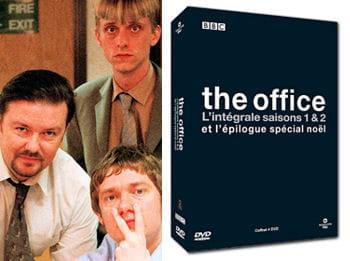 l'intégrale de la série britannique 'the office'