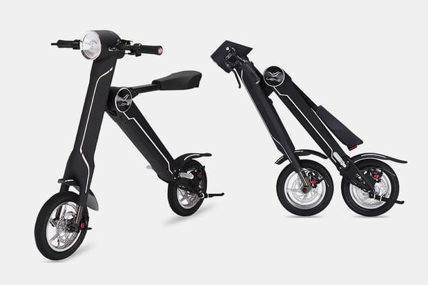 Un scooter électrique K1City LeHe